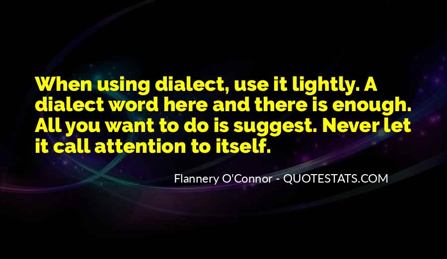 Flannery O'connor Writing Quotes #1758076