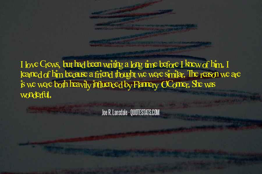 Flannery O'connor Writing Quotes #879926