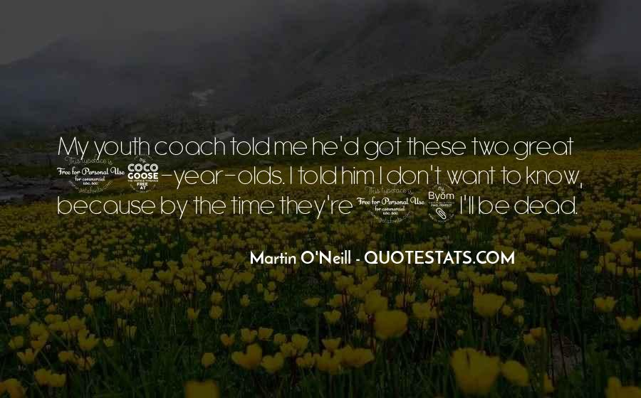 Quotes About Having A Great Coach #421309