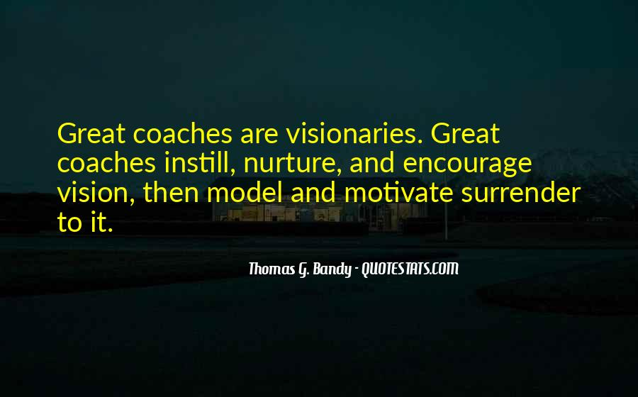 Quotes About Having A Great Coach #632692