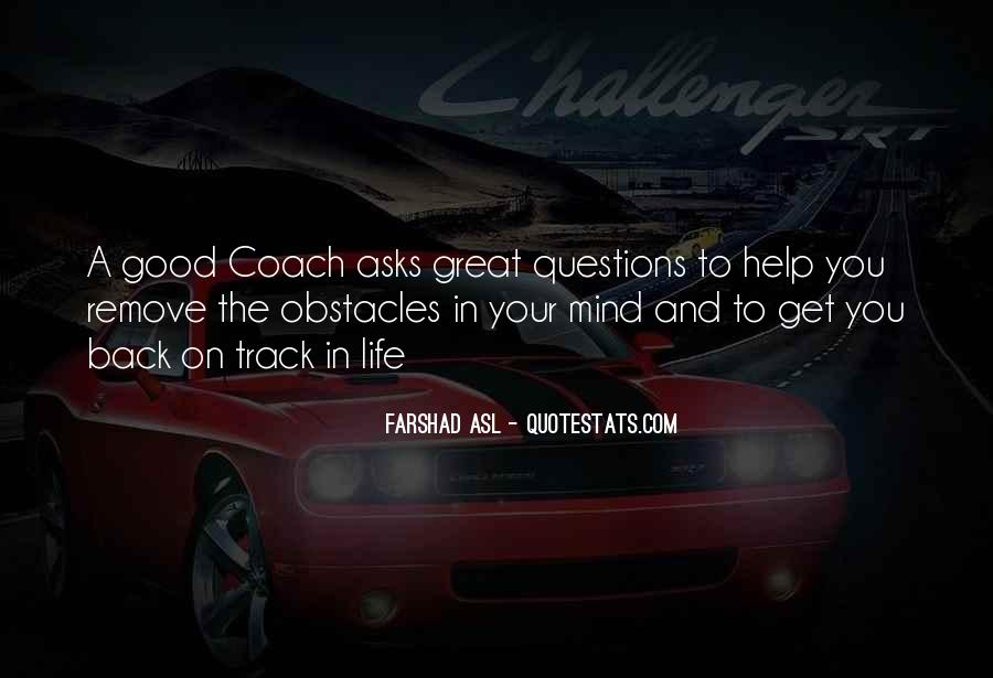 Quotes About Having A Great Coach #708891