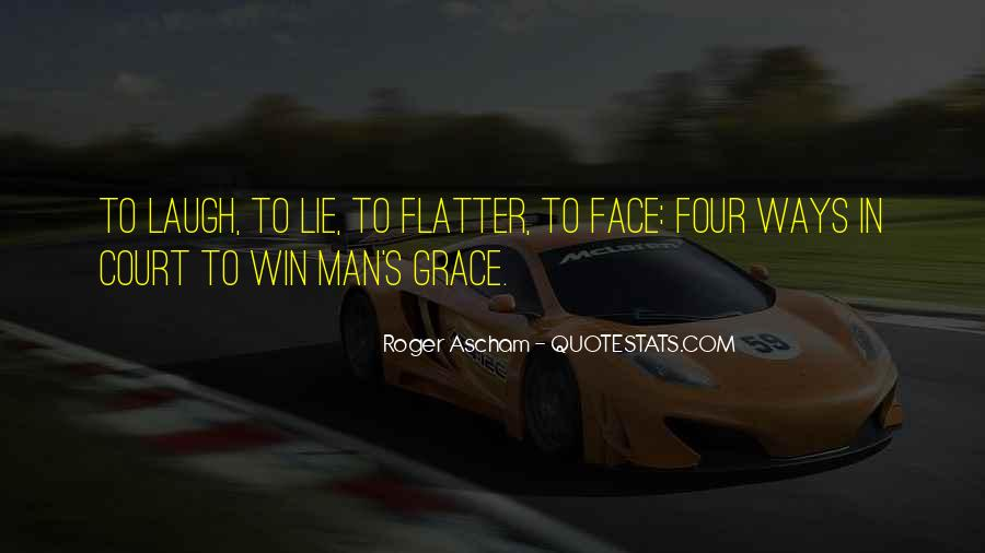 Flatter Quotes #315979