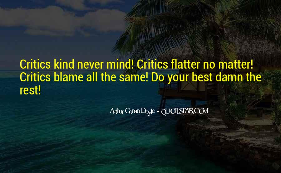 Flatter Quotes #640201