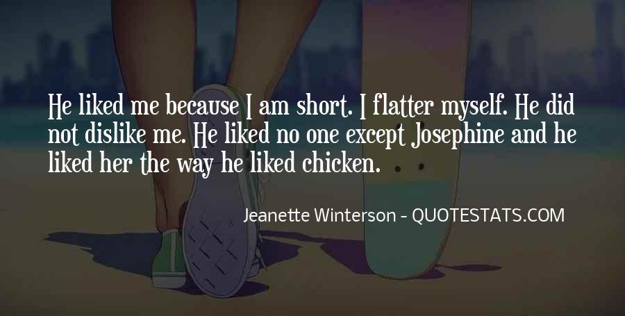 Flatter Quotes #735822