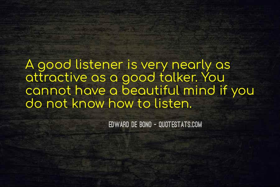 Quotes About Having A Good Mind #16004