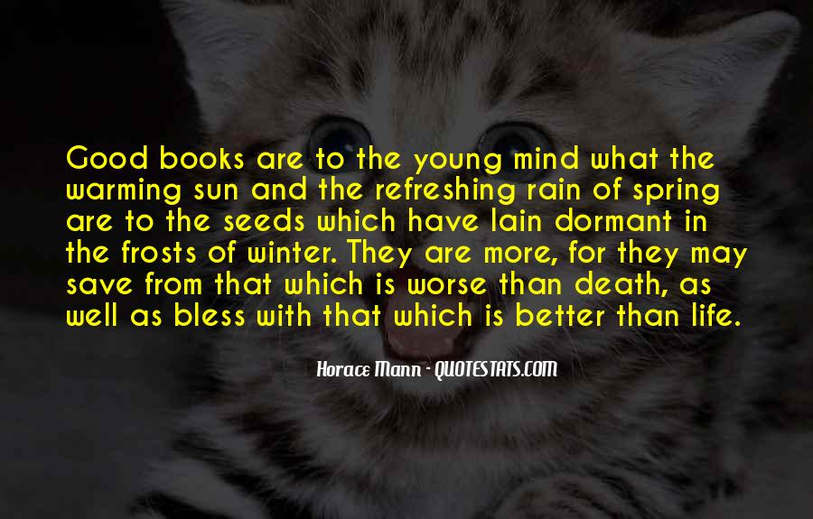 Quotes About Having A Good Mind #18206