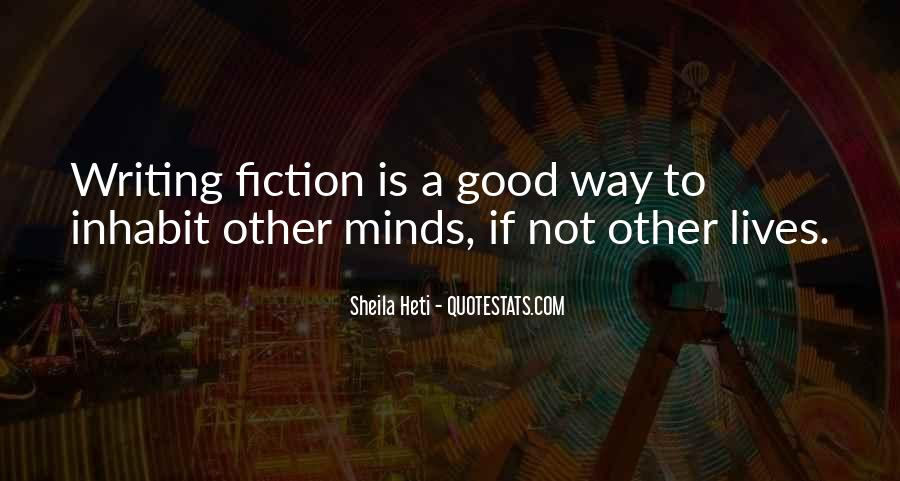 Quotes About Having A Good Mind #55751