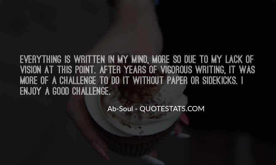 Quotes About Having A Good Mind #62599