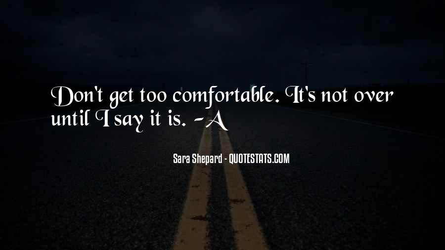 Flawless Sara Shepard Quotes #1312913