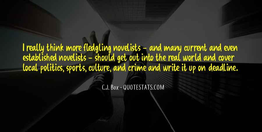 Fledgling Quotes #1465286