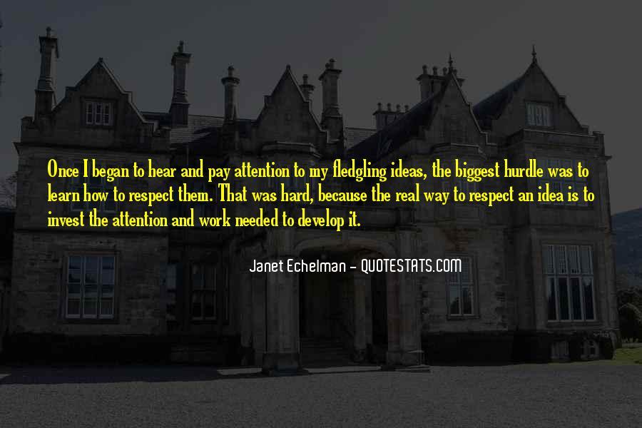 Fledgling Quotes #1532282