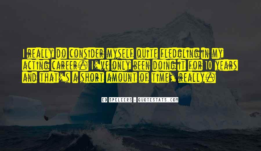 Fledgling Quotes #36690