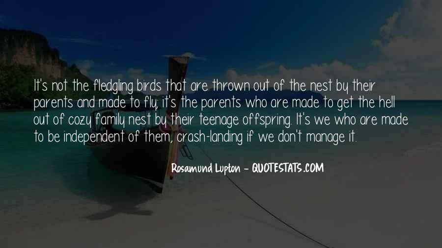 Fledgling Quotes #789741