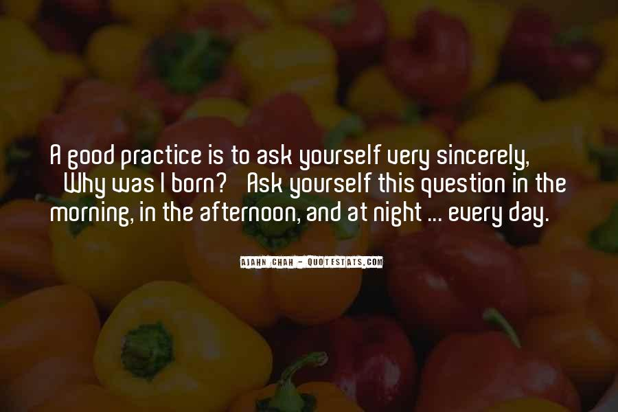 Quotes About Having A Good Afternoon #60600