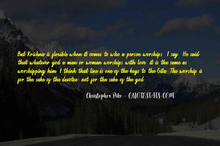 Flexible Woman Quotes #1041355