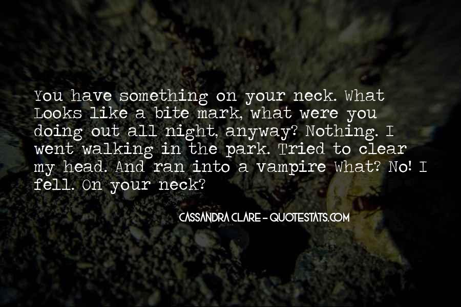 Quotes About Having A Clear Head #299214
