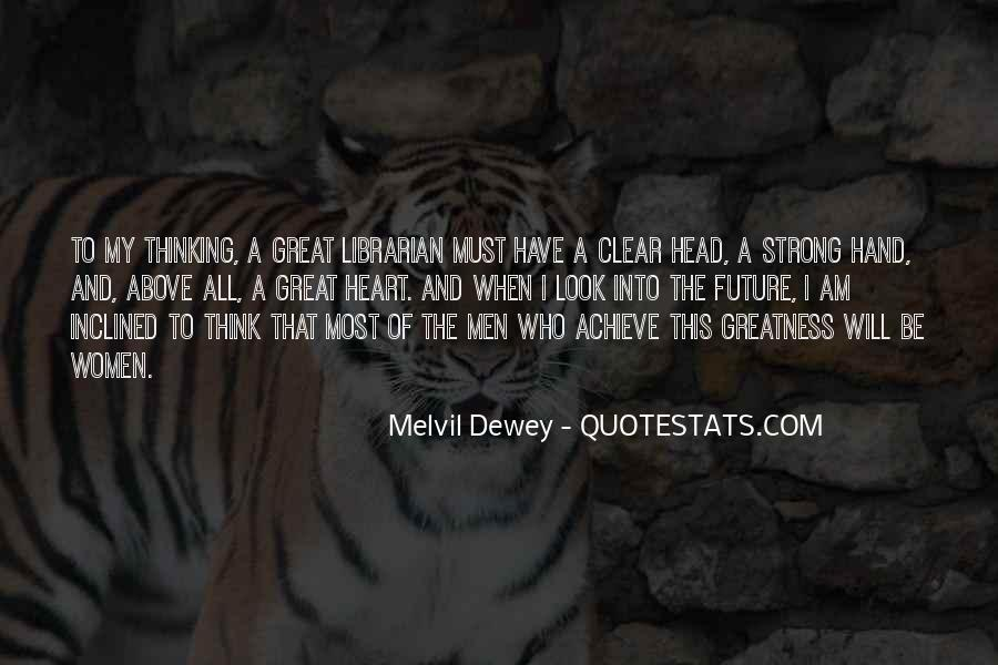 Quotes About Having A Clear Head #418400