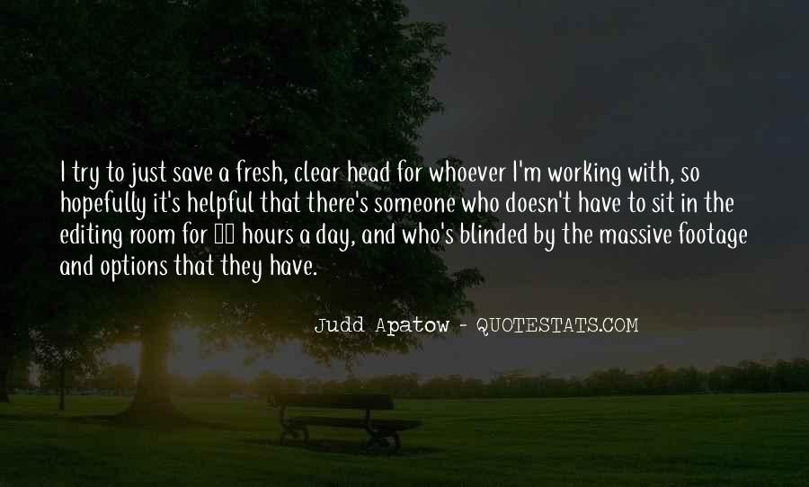 Quotes About Having A Clear Head #456948