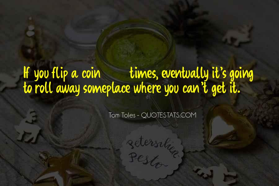 two faces of a coin quotes