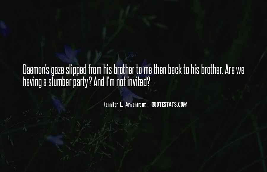 Quotes About Having A Brother #698251