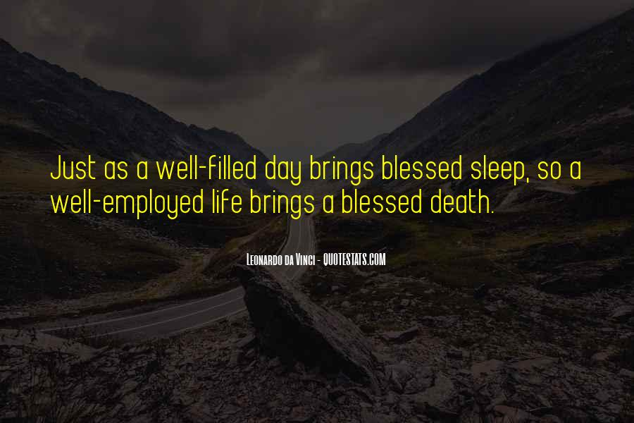 Quotes About Having A Blessed Day #229323