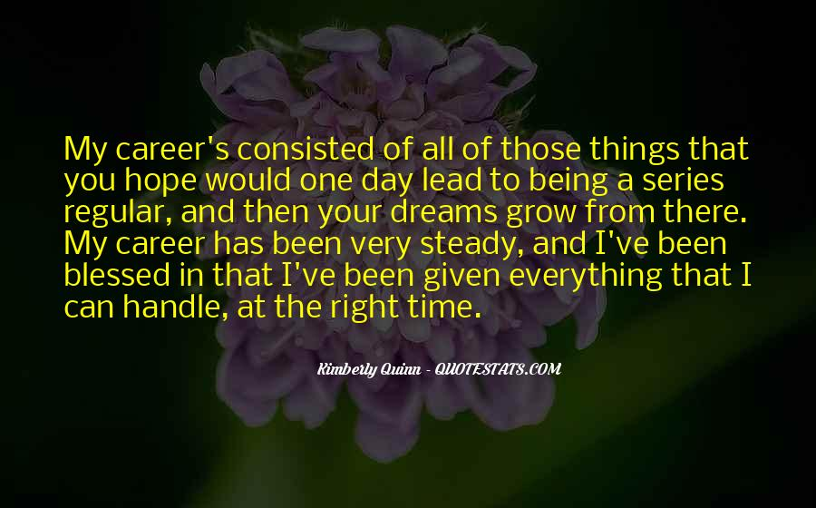 Quotes About Having A Blessed Day #359877