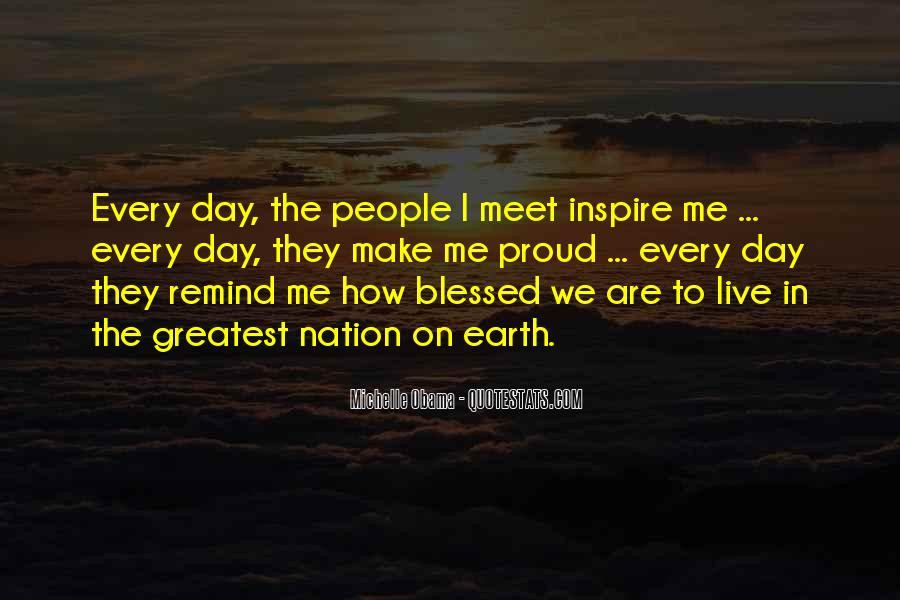 Quotes About Having A Blessed Day #73157