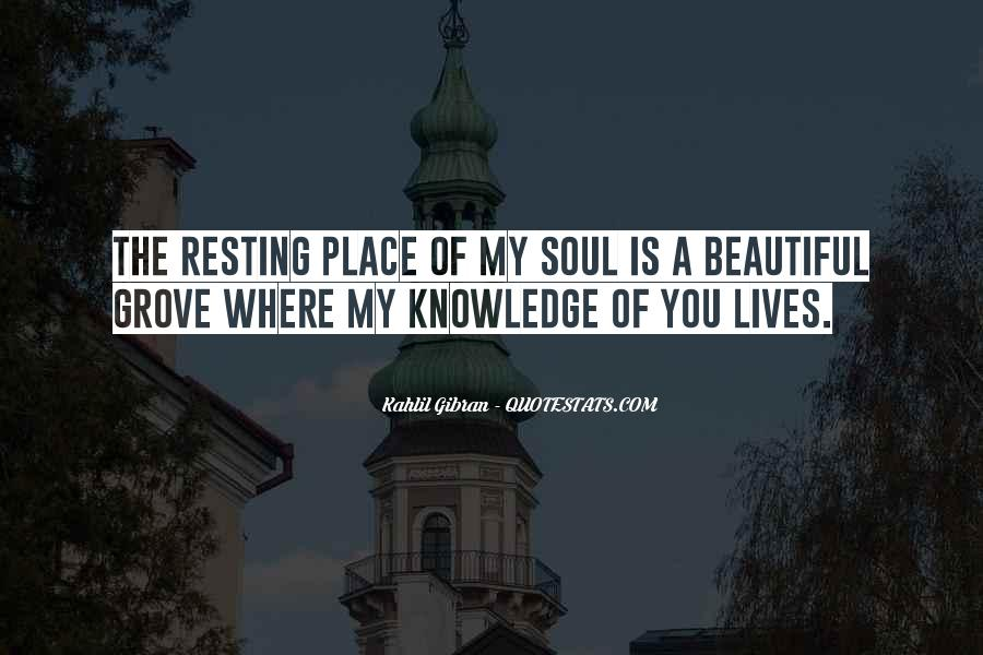 Quotes About Having A Beautiful Soul #139576