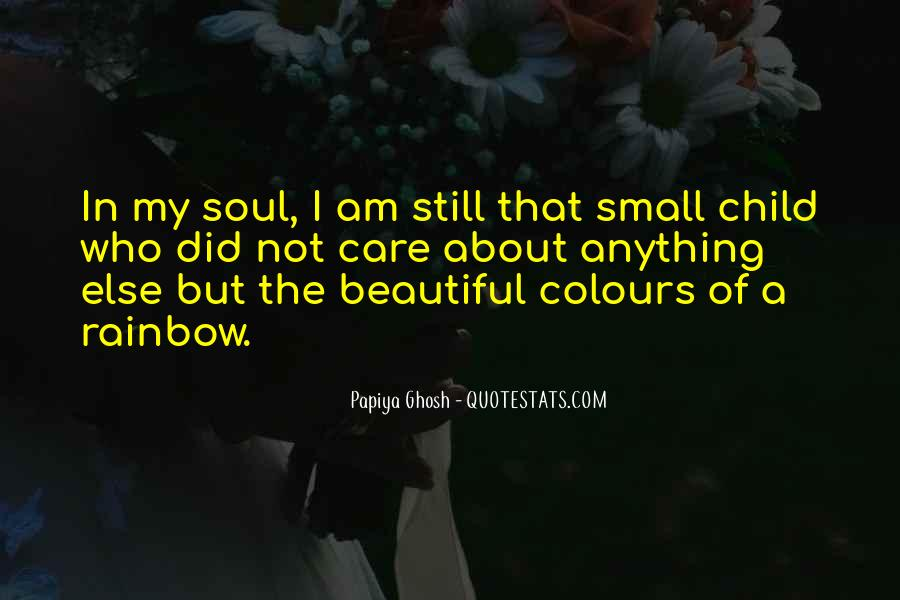 Quotes About Having A Beautiful Soul #84229