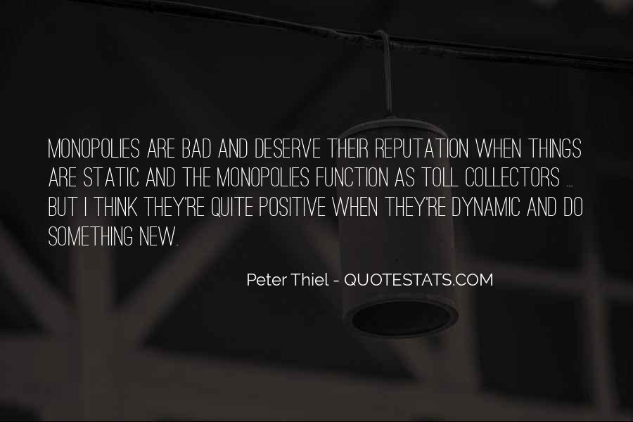 Quotes About Having A Bad Reputation #1078575