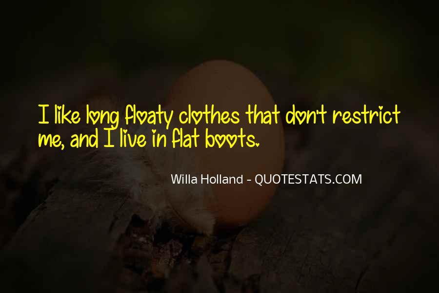 Floaty Quotes #1552265