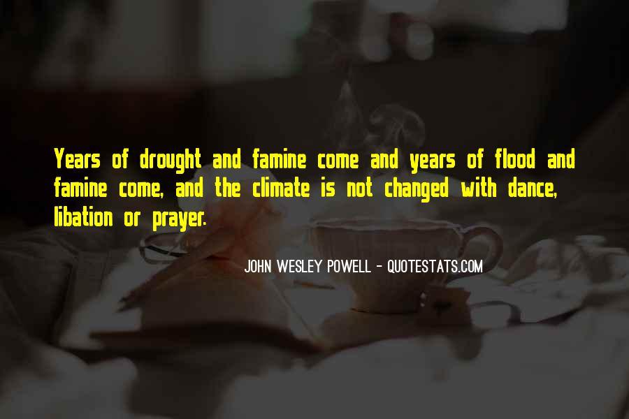 Flood Prayer Quotes #1371340