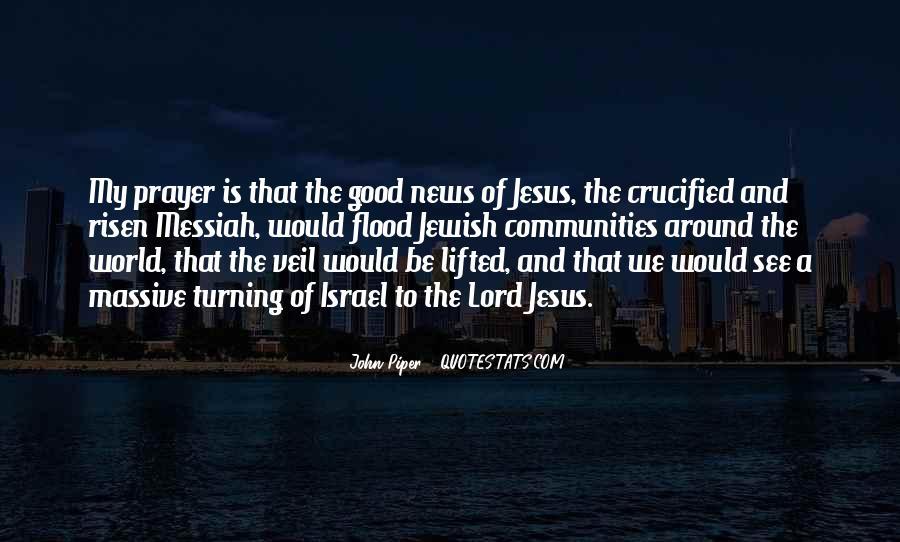 Flood Prayer Quotes #396849