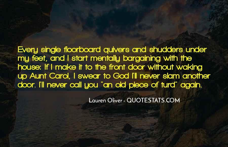 Floorboard Quotes #1786751
