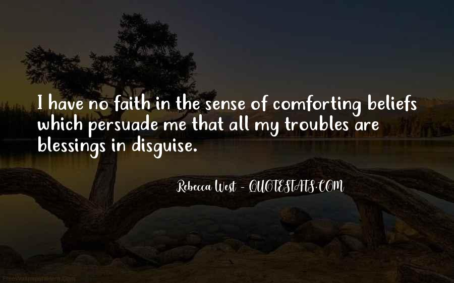Quotes About Have Faith In Me #1048023