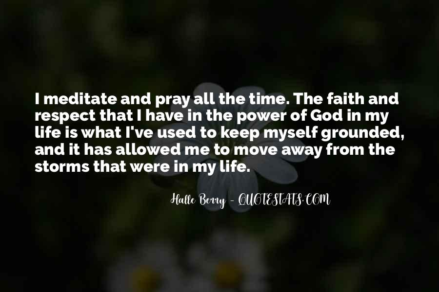 Quotes About Have Faith In Me #1059883