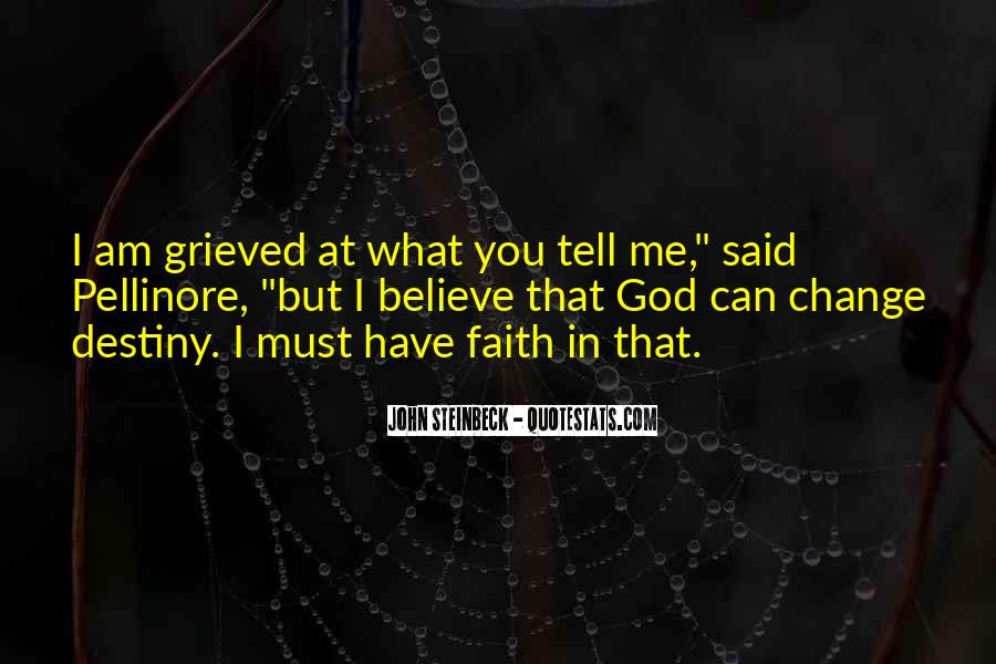 Quotes About Have Faith In Me #205944