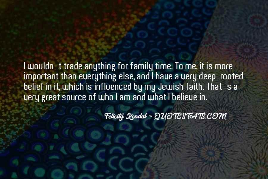 Quotes About Have Faith In Me #328743