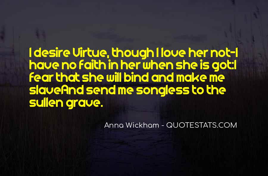 Quotes About Have Faith In Me #560786