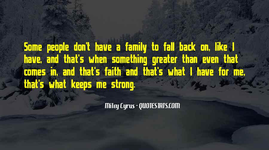 Quotes About Have Faith In Me #714210