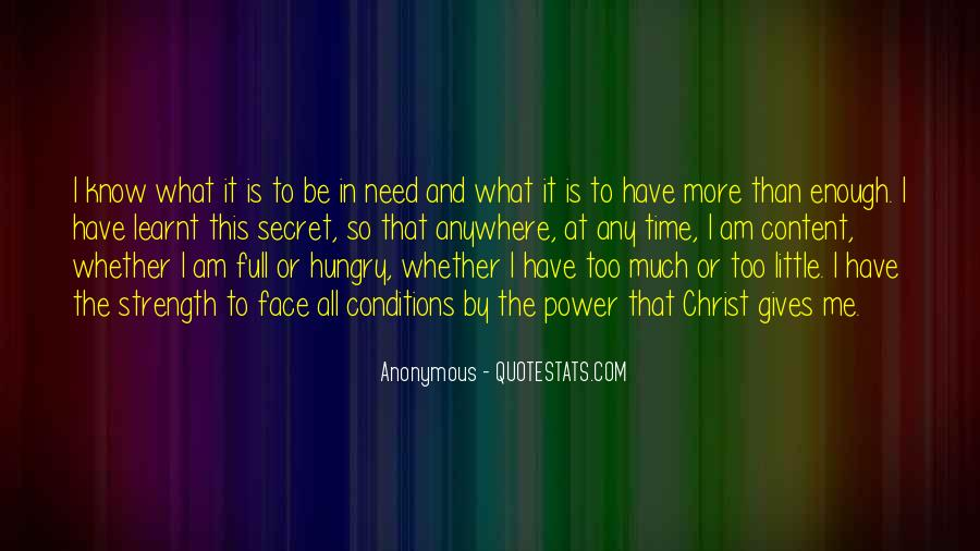 Quotes About Have Faith In Me #763958