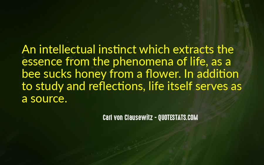 Flower And Bee Quotes #1821840