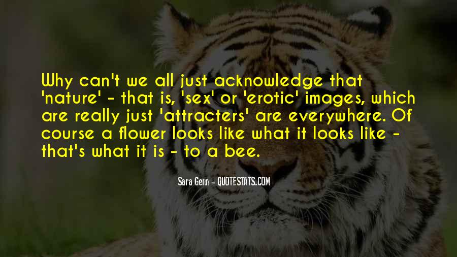 Flower And Bee Quotes #787804