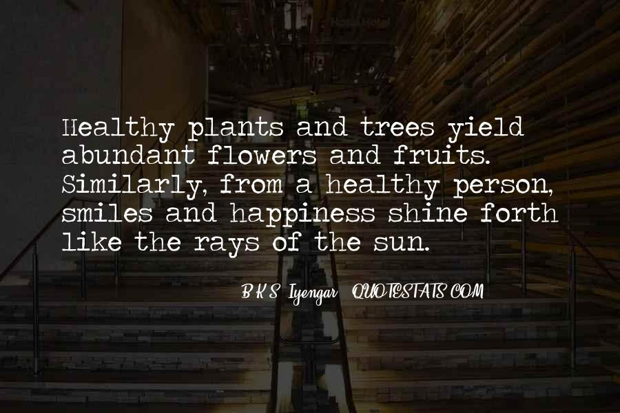 Flowers And Plants Quotes #1660317