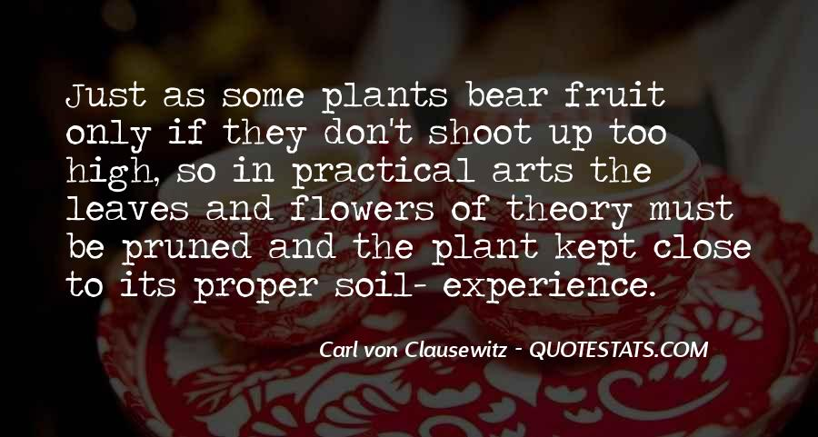 Flowers And Plants Quotes #680163