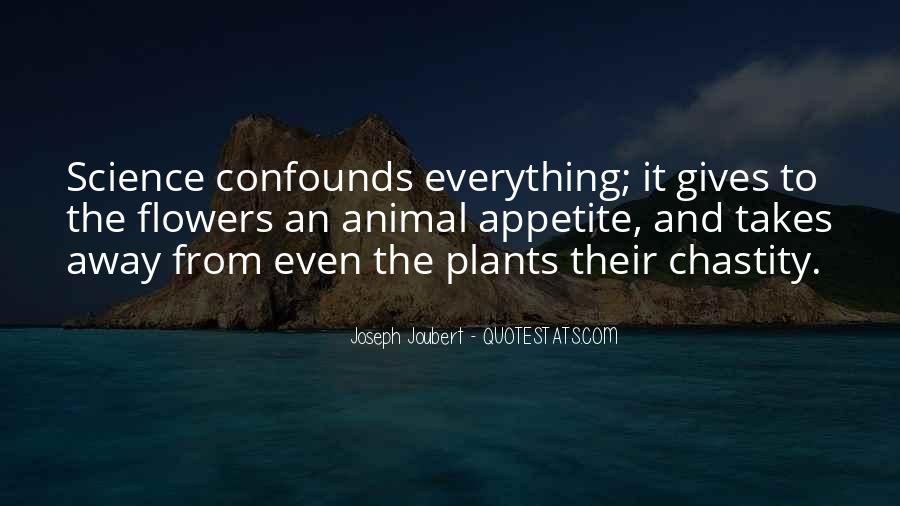Flowers And Plants Quotes #981715