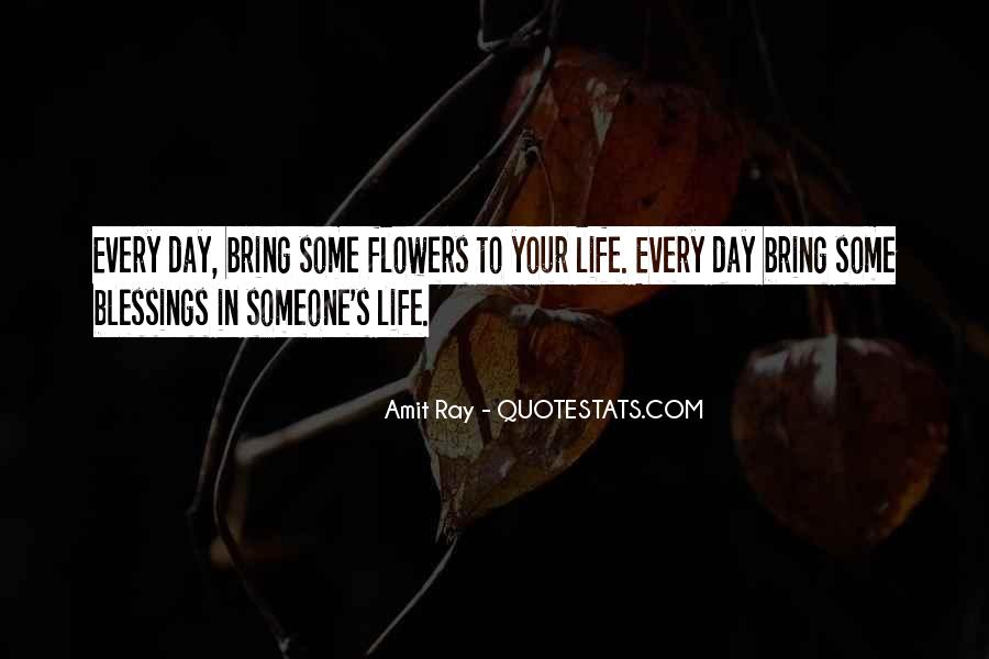 Flowers Bring Happiness Quotes #656142