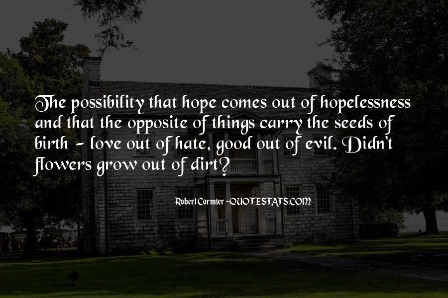 Flowers Of Evil Quotes #1648072