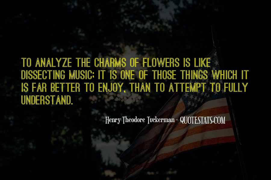 Flowers Of Quotes #107822