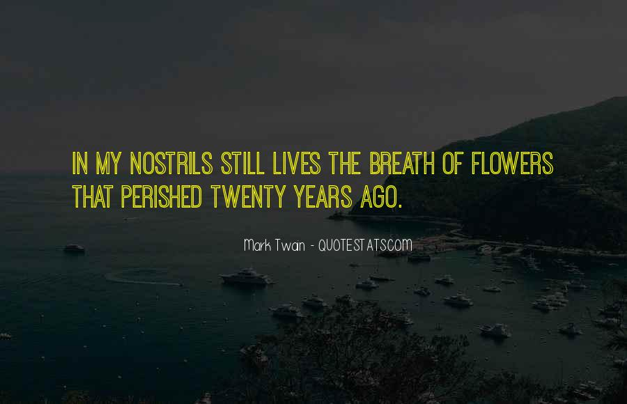 Flowers Of Quotes #108542